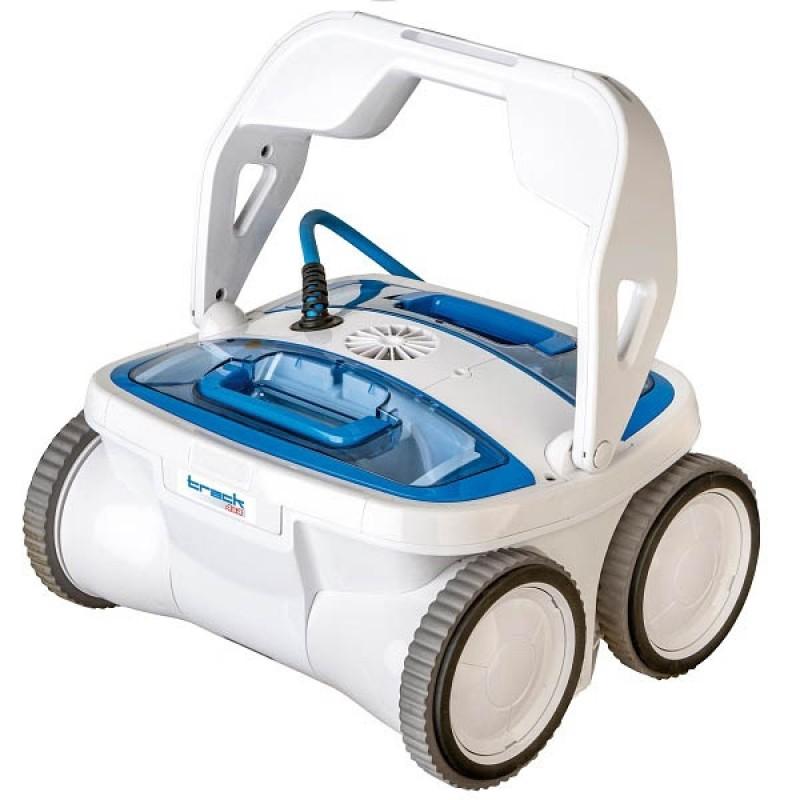 Robot curatare piscina track 4x4 robot aspirare fund si for Piscina 4x4